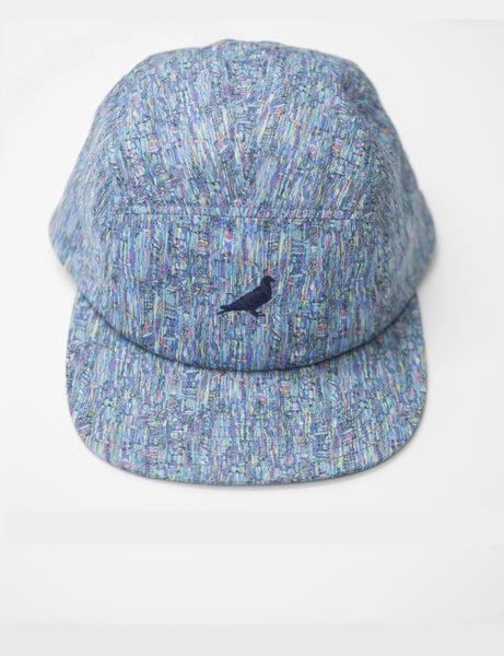 Staple x Liberty 5 Panel Cap - Hat - Staple Pigeon