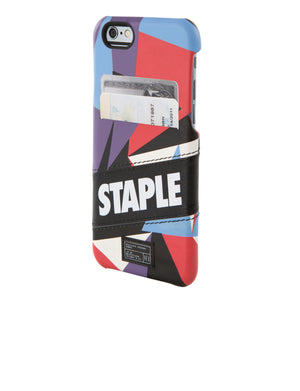 Staple x Hex Iphone 6 Solo Wallet - iPhone Case | Staple Pigeon