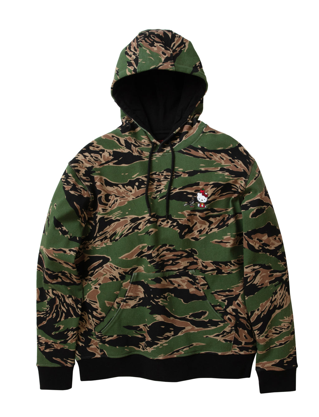 Staple x Hello Kitty Camo Hoodie - Hoodie | Staple Pigeon