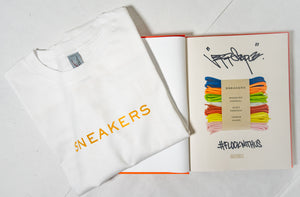 Staple x Sneakers Book & Tee Set - Tee | Staple Pigeon
