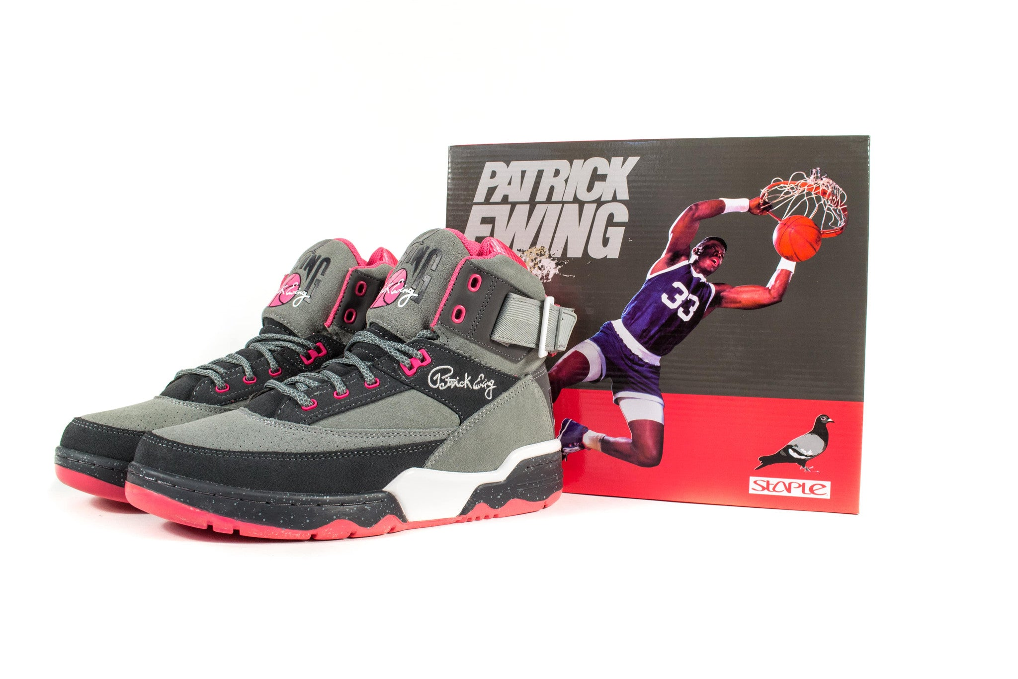 wholesale dealer f9bf5 3394d Staple x Ewing Athletics 33 Hi - Shoes   Staple Pigeon