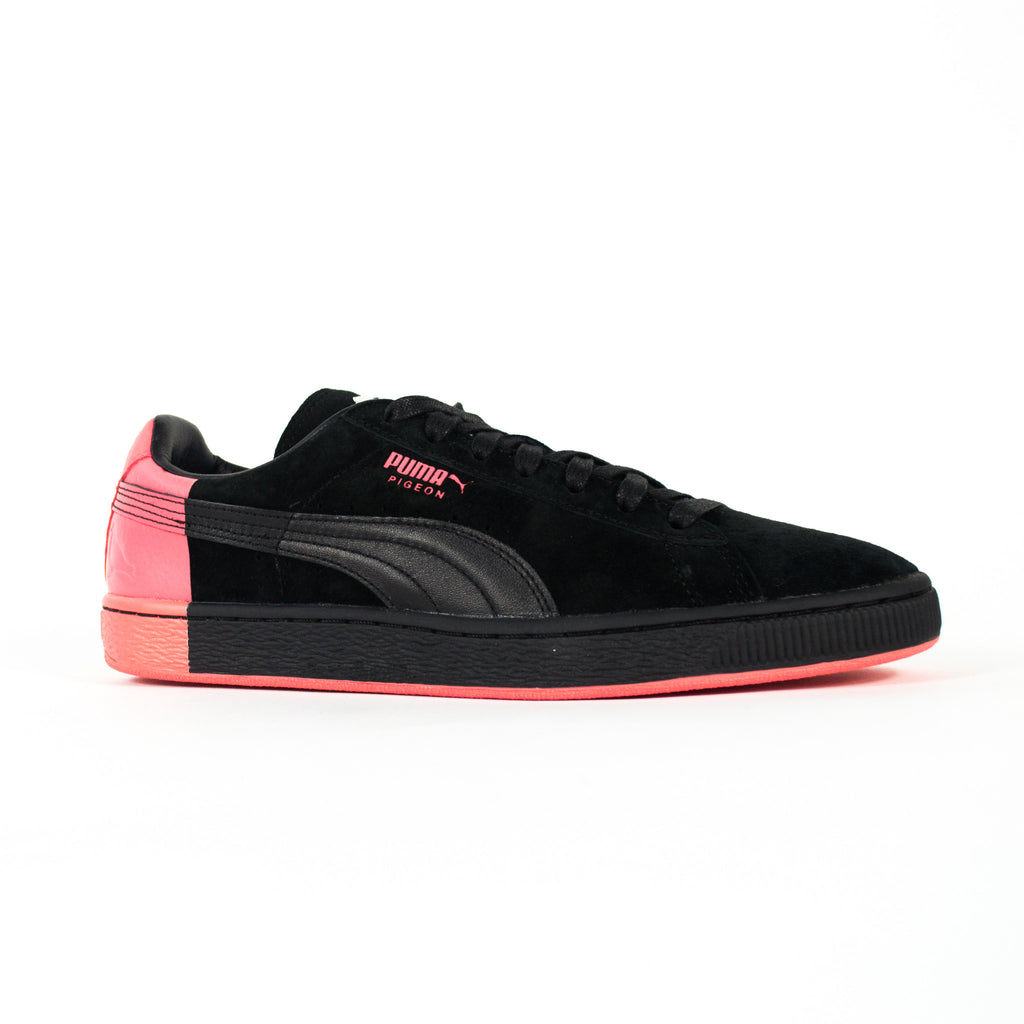 "Staple x Puma Suede ""Pure Black"" - Shoes 