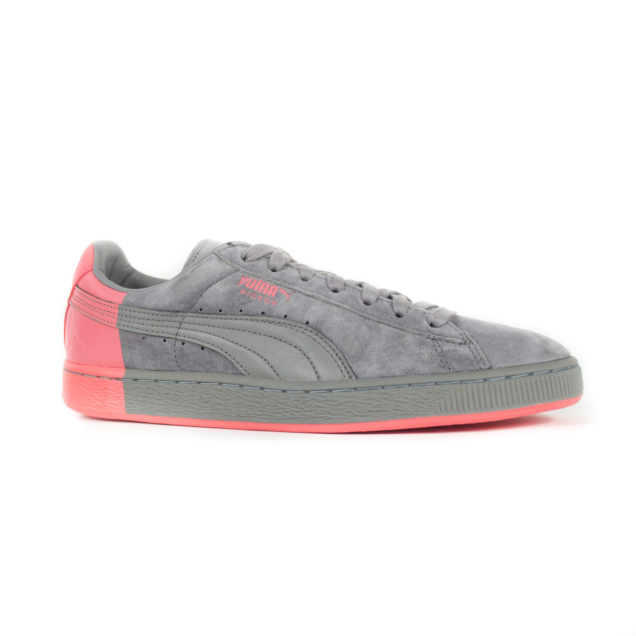 Puma Suede Classic x Staple Pigeon Frost Grey
