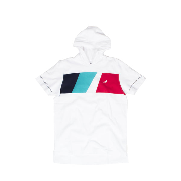 Sails S/S Hooded Tee - Hoodie - Staple Pigeon