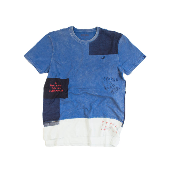 Patchwork Tee - Tee - Staple Pigeon