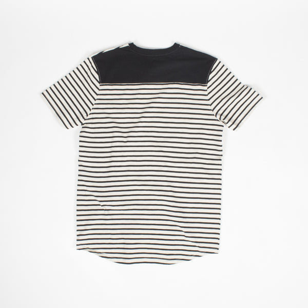 Ambush Striped S/S Tee - Tee - Staple Pigeon