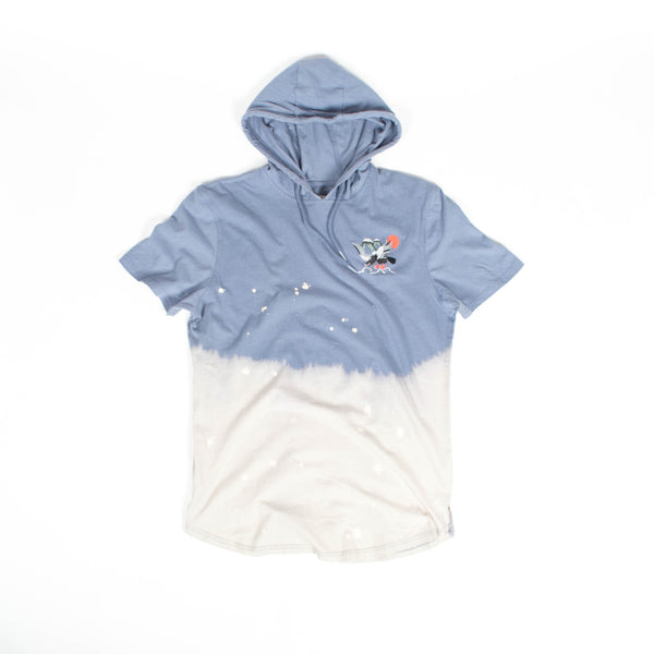 Bleach Hooded Tee - Hoodie - Staple Pigeon