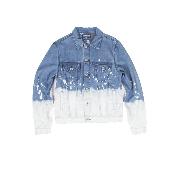 Bleach Denim Jacket - Jacket - Staple Pigeon