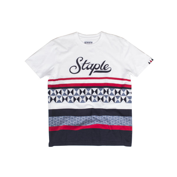 Weave Graphic Tee - Tee - Staple Pigeon