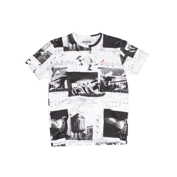 Vertebrae Photo Tee - Tee - Staple Pigeon