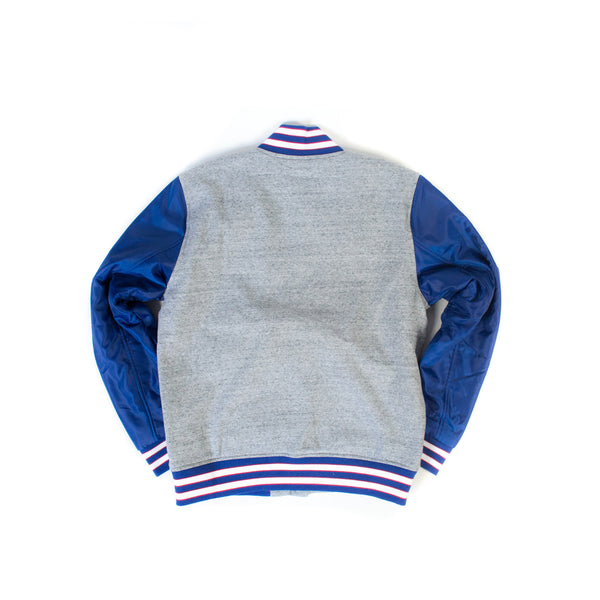 True Blue Varsity Jacket - Jacket - Staple Pigeon