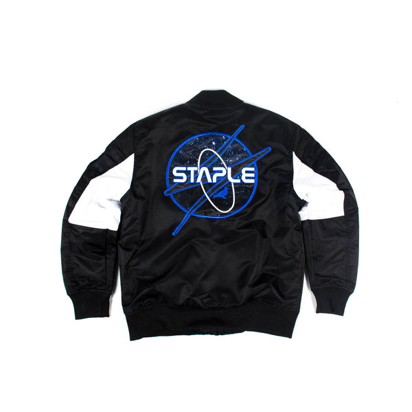 Space Bomber Jacket - Jacket - Staple Pigeon