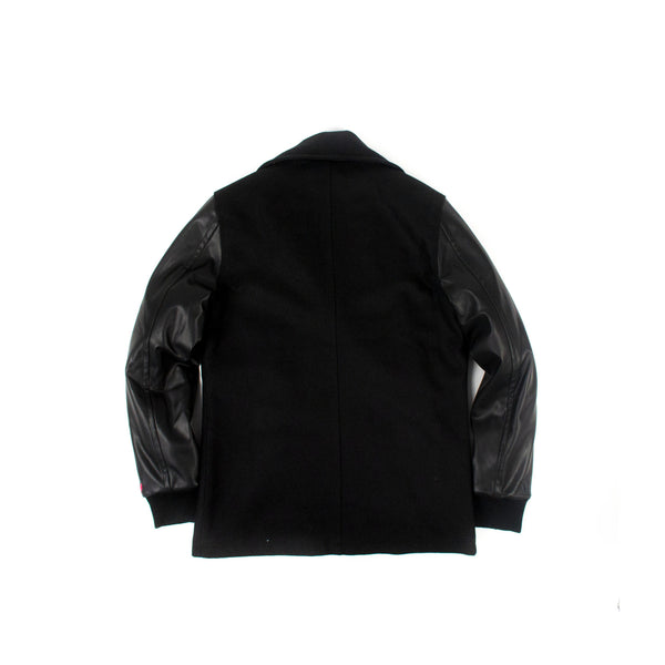 Staple x Urban Jungle Pea Coat - Jacket - Staple Pigeon
