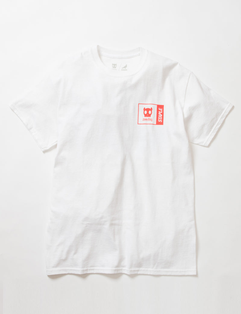 Staple x Zee Dog Tee - Tee | Staple Pigeon