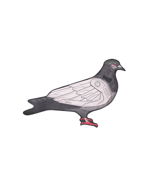 Staple x Nerd Unit Pigeon Rug - Rug | Staple Pigeon