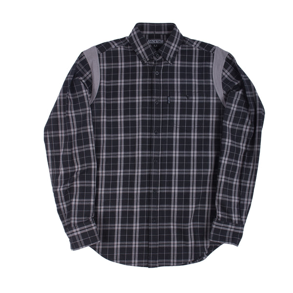 Squadron Flannel - Woven - Staple Pigeon