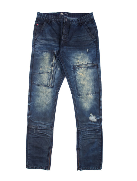Side Pocket Denim - Jeans | Staple Pigeon