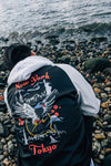 Staple x Denim by Vanquish & Fragment Souvenir Jacket - Jacket | Staple Pigeon