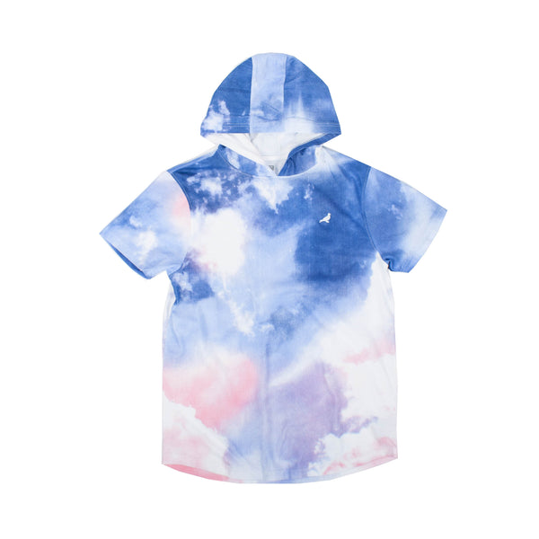 Cloud Hooded Tee - Tee - Staple Pigeon