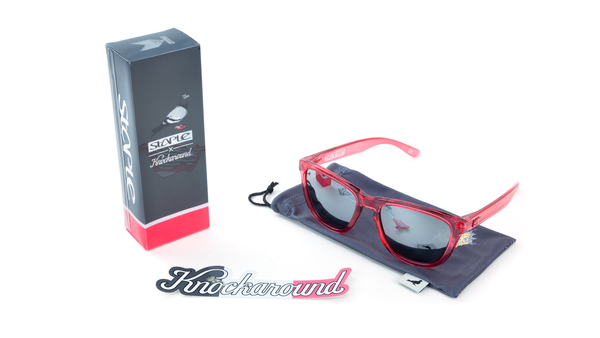 Staple X KA Monochrome Sunglasses Pink - Sunglasses - Staple Pigeon