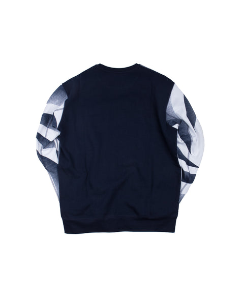 Midnight Pigeon Crewneck - Tee - Staple Pigeon