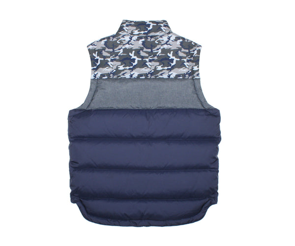 Nylon Fill Vest - Vest - Staple Pigeon