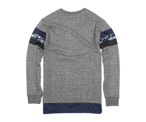 Mixed Stripe Crewneck - Crewneck - Staple Pigeon