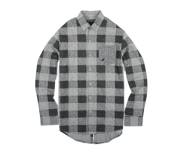 Check Fishtail Flannel - Woven - Staple Pigeon