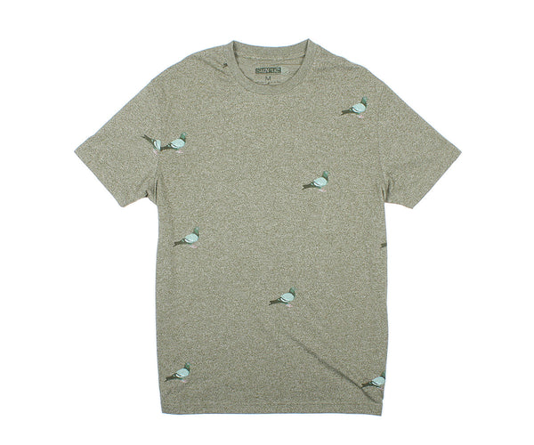 All Over Pigeon Tee - Tee - Staple Pigeon