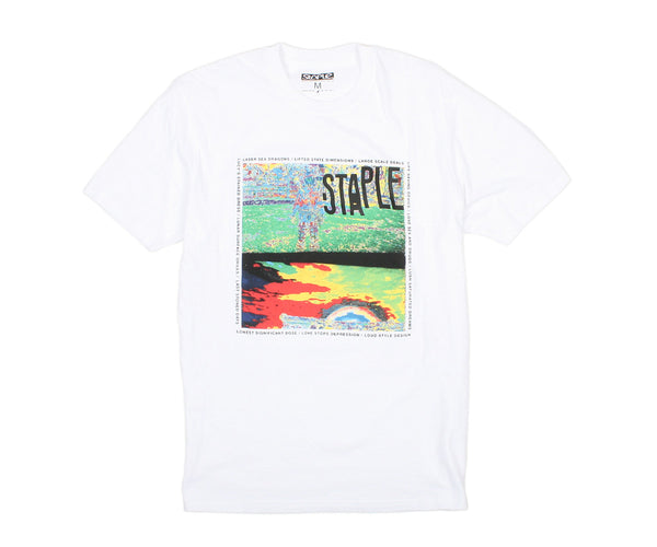 Trippy Tee - Tee - Staple Pigeon