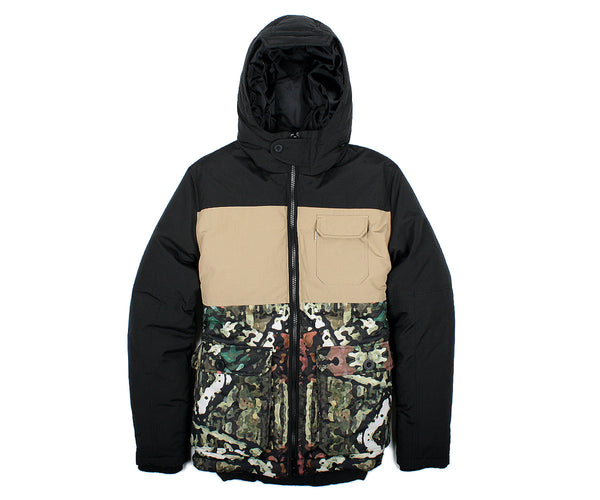 Forest Camo Jacket - Jacket - Staple Pigeon