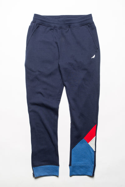 Color Block Sweatpants - Sweatpants - Staple Pigeon
