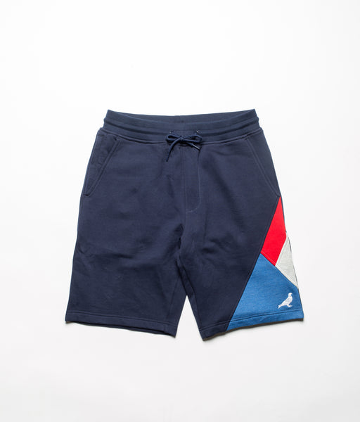 Colorblock Sweatshort - Sweatpants - Staple Pigeon