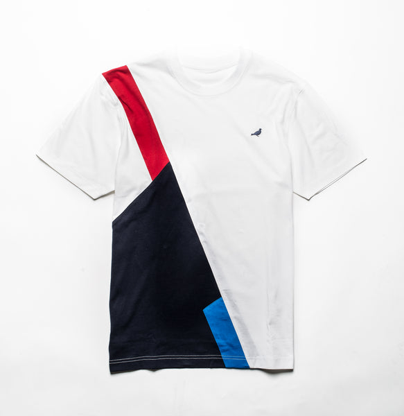 Colorblock Tee - Tee - Staple Pigeon