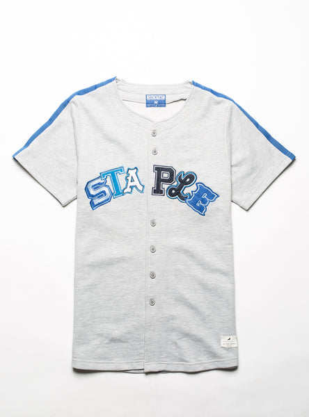 Loopback Baseball Jersey - Tee - Staple Pigeon
