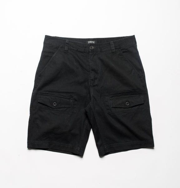 Front Pocket Chino Short - Shorts - Staple Pigeon