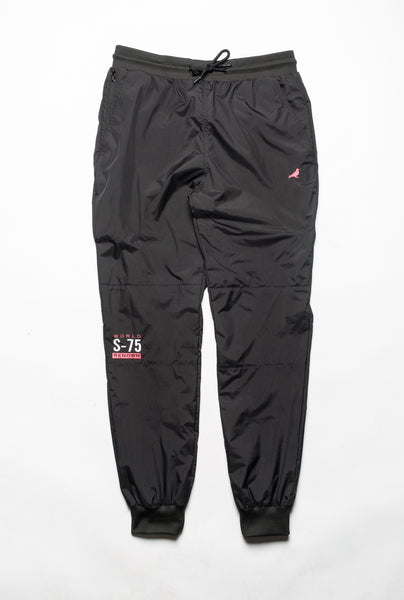 Nylon Track Pants - Pants - Staple Pigeon