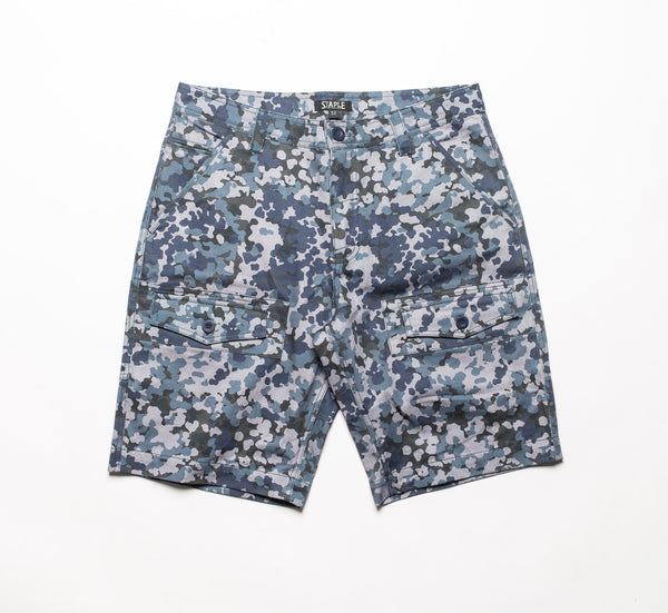 Front Pocket Camo Short - Shorts - Staple Pigeon