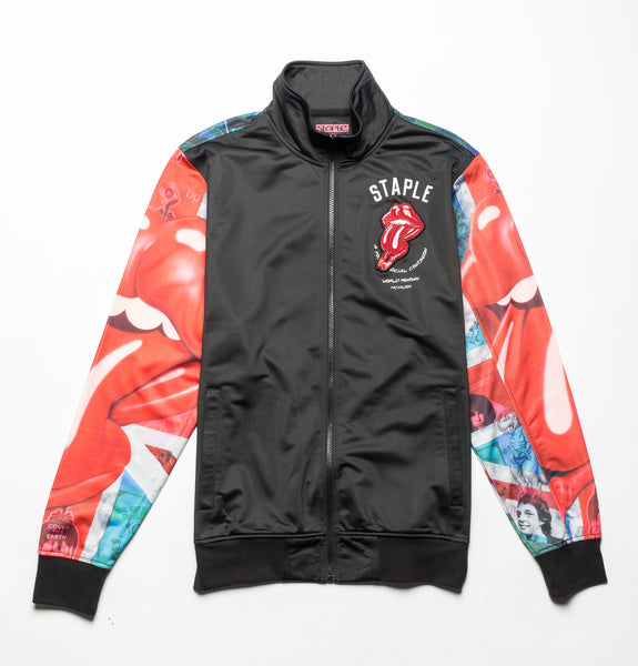 Lips Track jacket - Jacket - Staple Pigeon