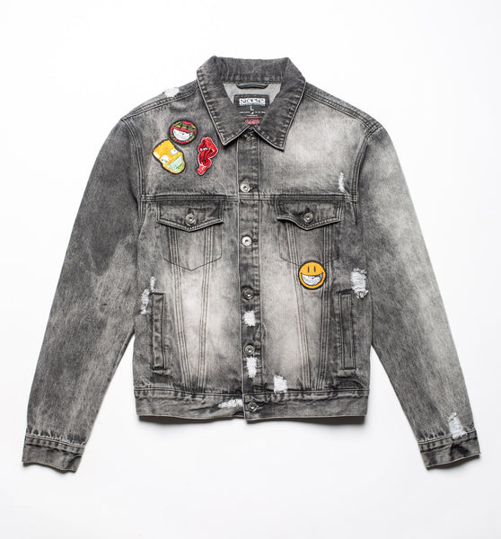 Ron English Denim Jacket - Jacket - Staple Pigeon