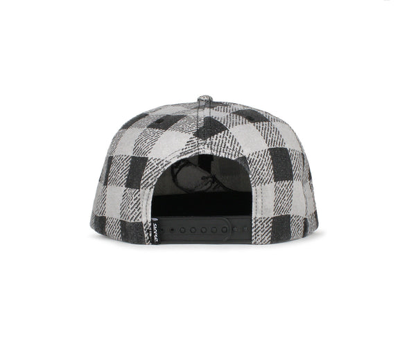 Check Pigeon Snapback - Hat - Staple Pigeon
