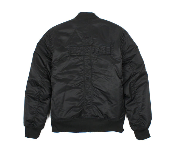 VS Bomber Jacket - Jacket - Staple Pigeon