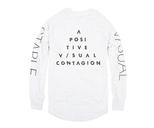 VS Traffic L/S Tee - Tee - Staple Pigeon