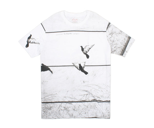 VS Wall S/S Tee - Tee - Staple Pigeon