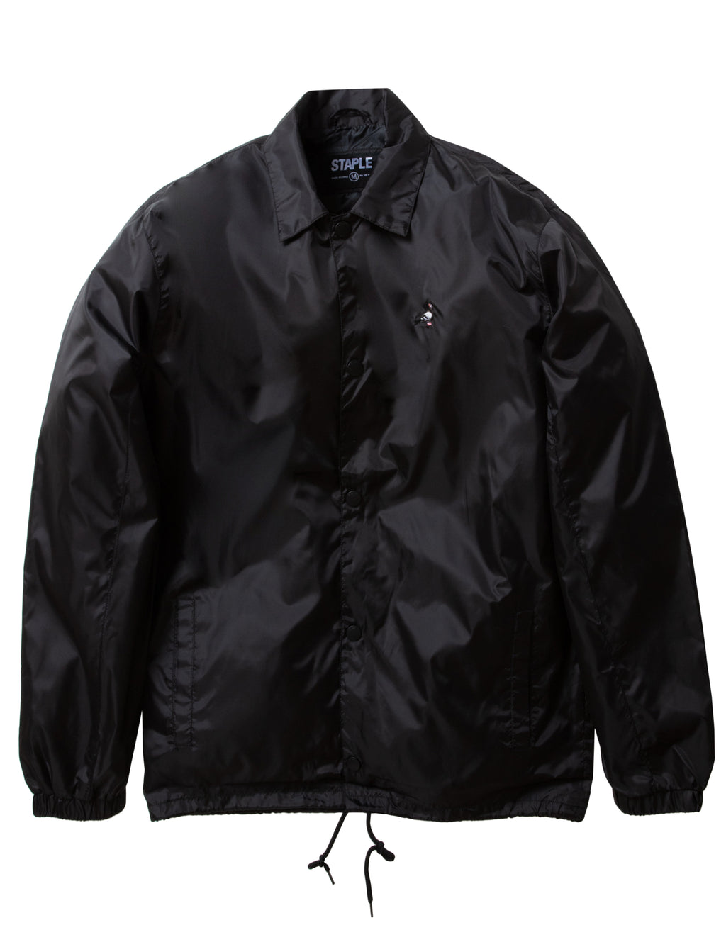 Solid Coach's Jacket - Jacket | Staple Pigeon