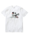 Staple x Lacrosse Unlimited Tee - Tee | Staple Pigeon