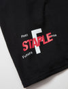 Staple x Footurama Alphabet City Tee - Tee | Staple Pigeon