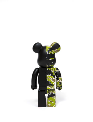 Staple x Atmos x Medicom Toy 400% & 100% Be@rbrick Set - Toy | Staple Pigeon