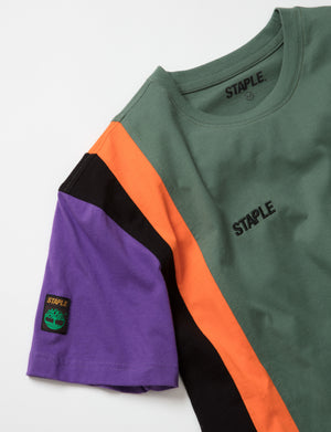 Staple x Timberland Pieced Tee - Tee | Staple Pigeon