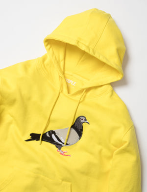 Big Pigeon Embroidered Hoodie - Sweatshirt | Staple Pigeon